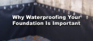 toronto basement waterproofing company